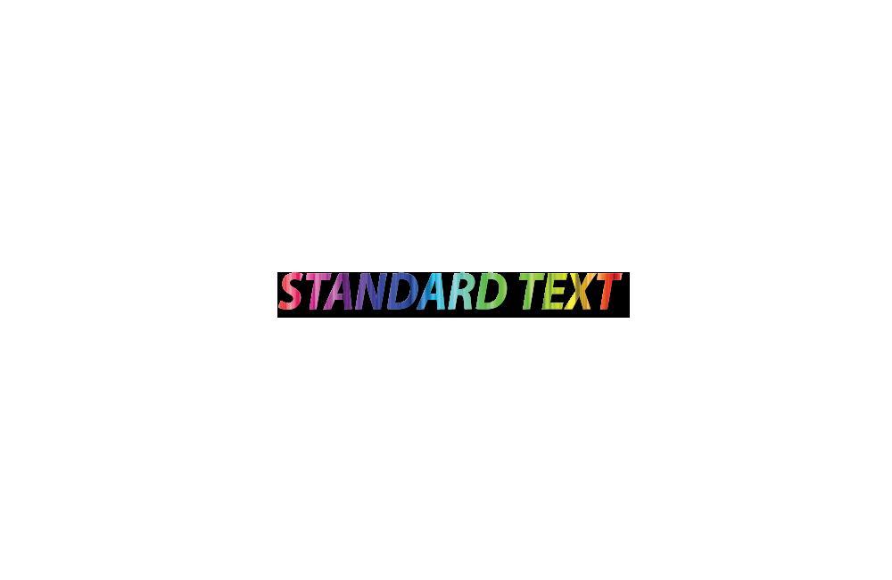 Rainbow Standard
